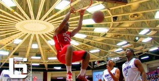 6'7″ Ricardo Gathers Is A Manchild! Official Ballislife H.S. Mixtape!