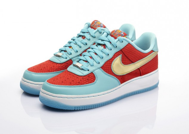 Nike Air Force 1 Year of The Dragon 2012
