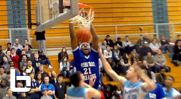 6'5 Sterling Brown (Shannon Brown's Brother) Official Ballislife Breakout Junior Season Mixtape: Proviso East HS (Maywood, IL)