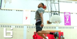 "6'8″ Tony Mitchell – ""North Texas"" Future Pro Dominating The Dallas Open Runs!"