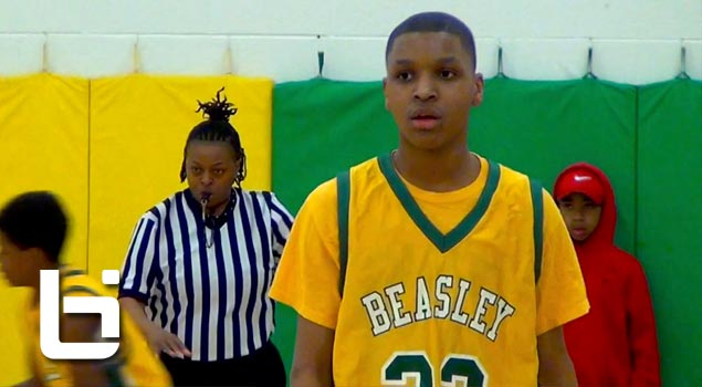 Chicago's coldest shooter: 8th grade phenom 6'3 Zack Norvell Jr.'s SICK Season mixtape