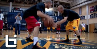 Under Armour Grind Session Invades Atlanta Teaching Skills Training that Players can Take Home