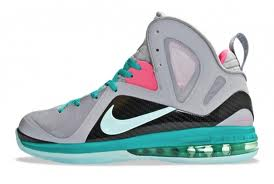 ... and hyper green colors capturing the Miami South Beach Swag make it one  of the most stylish shoes on the shelves and a hot commodity for the summer.
