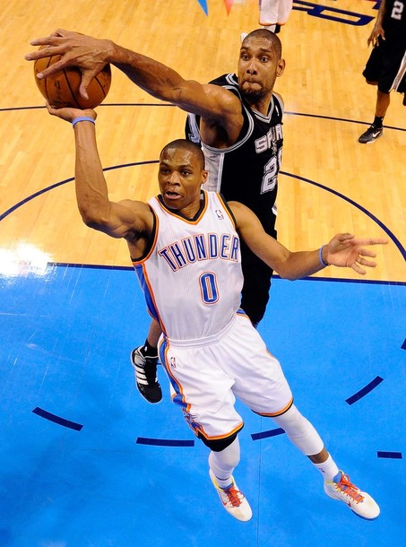 Oklahoma City Thunder fools