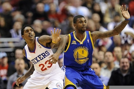 76ers lose Lou Williams but gain Dorell Wright