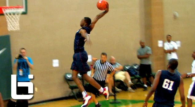 Andrew Wiggins Impresses At LeBron James Skills Academy Infront of LeBron & Scouts!