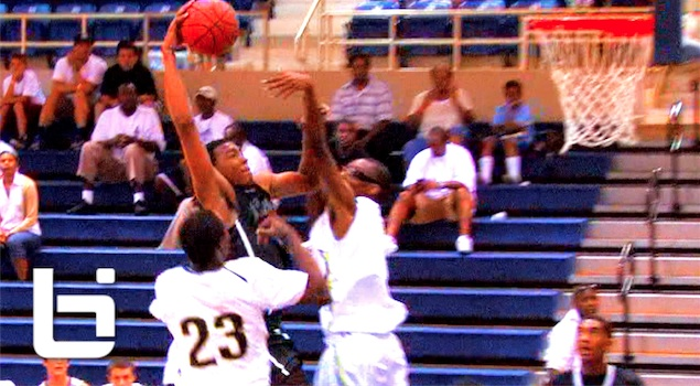 Ballislife | KJ Lawson Dunk at AAU Nationals