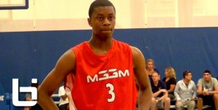 Meet Spring's Biggest Stock Riser: 6'4 Robert Hubbs III (2013 Memphis, TN) Official Ballislife Mixtape