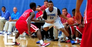 6'3″ King McClure- Best Guard In The Class Of 2015?