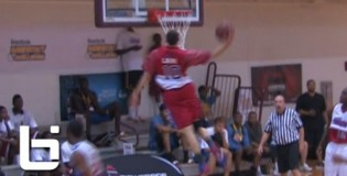 6&#8217;4&#8243; PG Zach Lavine has Breakout Performance at 2012 Reebok Breakout Challenge (UCLA Commit)