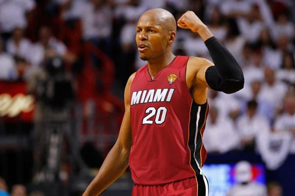 ESPN Feature: Ray Allen Takes his Talents to South Beach!