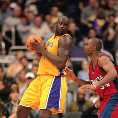 (2000) Shaq Celebrates His Birthday with 61 Points & 23 Rebounds vs Clippers