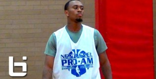UConn star PG Ryan Boatright shows out at Chicago Pro-Am (sick handle)