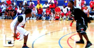 5'9″ Braylon Rayson vs 5'9″ Erick Neal – The Point Guard Showdown In Dallas!