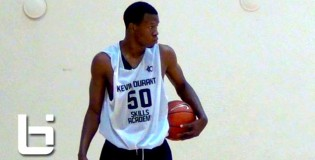 New Duke Blue Devil 6'8 Rodney Hood shows smooth shooting at KD Nike Skills Academy