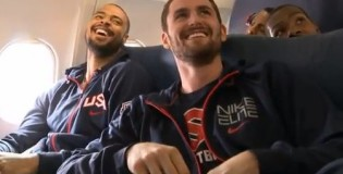 2012 USA Basketball Blooper Reel!