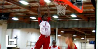 6'4 Emmanuel Mudiay SICK Point Guard Has Game! Goes To Work at Adidas Nations!