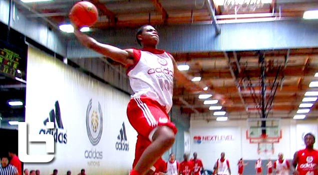 2012 Adidas Nations Mixtape: Kasey Hill, Chris Walker, Noah Vonleh, Emmanuel Mudiay & More!