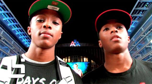 Ballislife | Neal Twins Summer Mix