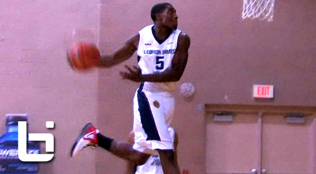 6′ Solomon Poole Has Springs In His Legs, Electrifying Guard Is a Super Athlete! Summer Mixtape