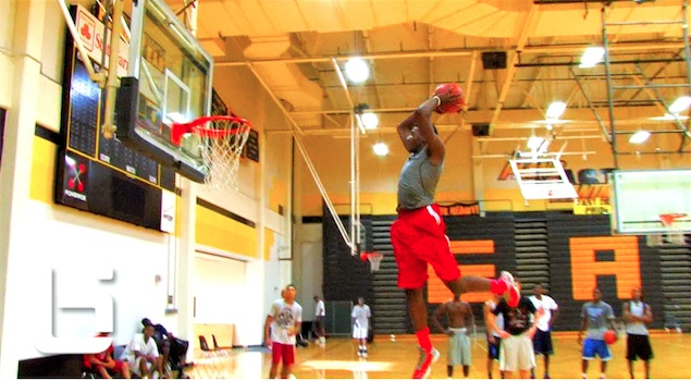 Ballislife | Soma Edo Most Bounce in High Schooll?