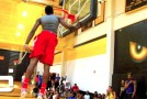 Soma Edo Jumps Up and Gets EYE LEVEL With The Rim! CRAZY BOUNCE