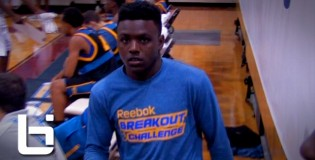 Aquille Carr Showcases his Unique Quickness at Reebok Breakout Challenge