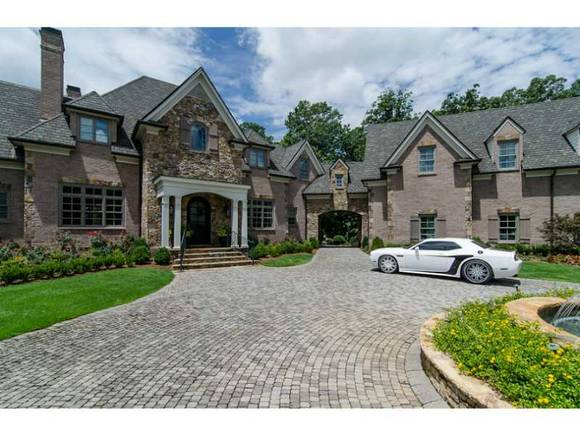 Joe Johnson selling Atlanta Mansion for $4.7million – Sneakers not included