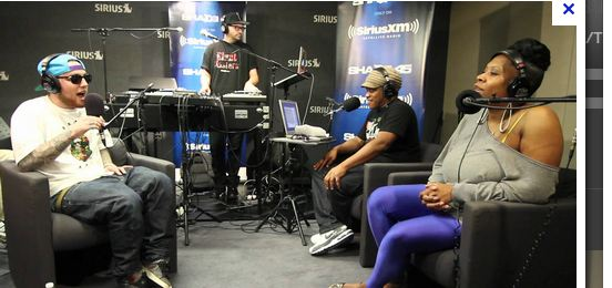 Mac Miller Kills Freestyle On Sway In The Morning!