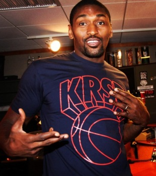 """Metta World Peace on Radio """"We going to smash the Knicks and Brooklyn"""""""