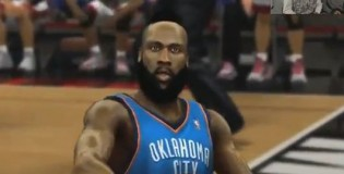 NBA 2K13 Thunder vs. Heat – Full Game 4 Quarters of Gameplay
