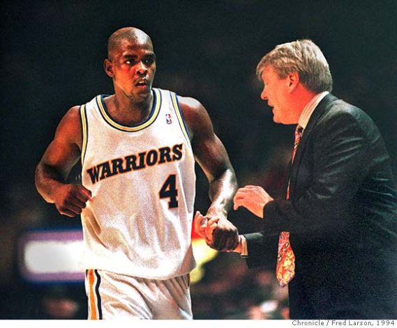 newest collection 55a07 b99e5 Don Nelson has Selective Memory | What really happened ...