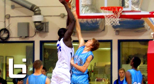 7'5″ Mamadou Ndiaye Is The Tallest Player In High School; Summer Mixtape!