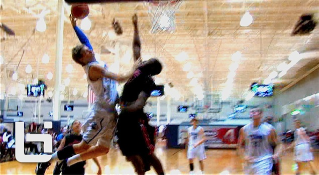 Mickey Mitchell Ballislife Summer Mix | HS Basketball Best Passer?