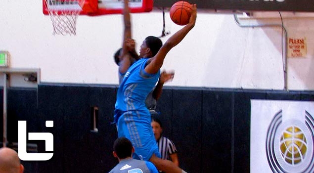 6'5 Justise Winslow Skilled Lefty With BOUNCE Summer Mixtape; Top 10 Player In The Class of 2014!