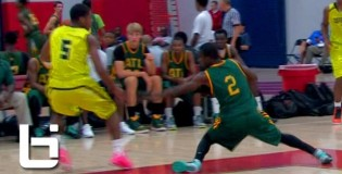 Andrew Harrison is a NBA Ready as a High School Senior: #1 PG in the Country (Summer Mixtape)