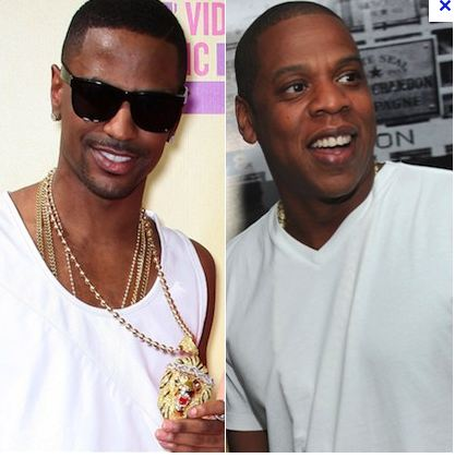 Jay Z tells Big Sean He Will Be One Of The Best +Big Sean Spits This First Rap He Spit To Kanye West