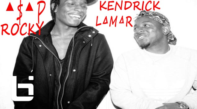 A$AP Rocky Talks about UpnComing Album +Says Kendrick Lamar Is The New Nas?