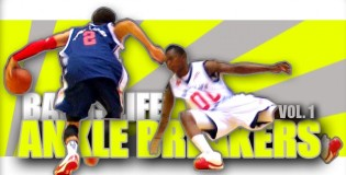 Ballislife Ankle Breakers Vol. 1!! NASTIEST Handles, Crossovers &#038; Ankle Breaks Since 2006!!!
