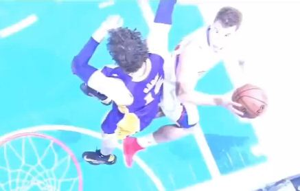Blake Griffin SICK 360 And1 Shot vs Lakers From Tonight!