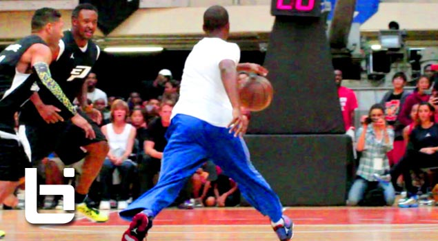 Chris Paul SICK 360 Alley-Oop Layup + Hits Game Winning Shot! SICK Handles! Jordan Brand CP3 Day Mixtape!
