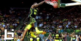 Brittney Griner 360 + Duece Bello CLEARS 7 Footer!! The Baylor Midnight Madness DUNK CONTEST!