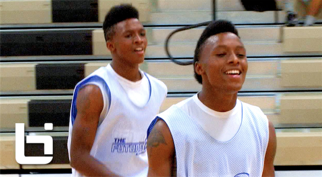 Highlights From The Dallas Future 150 Camp | Ballislife Recap