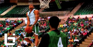 Tony Mitchell SHUTS Down UNT Midnight Madness! Reverse Windmill Oop & More Crazy Highlights – Chris Jones, Jordan Williams, & More!