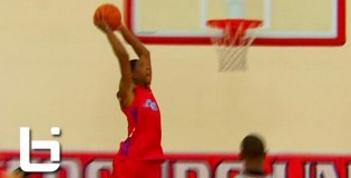 6'5″ Aaron Harrison is the BEST Scoring Guard in High School Basketball: Official Summer Mixtape