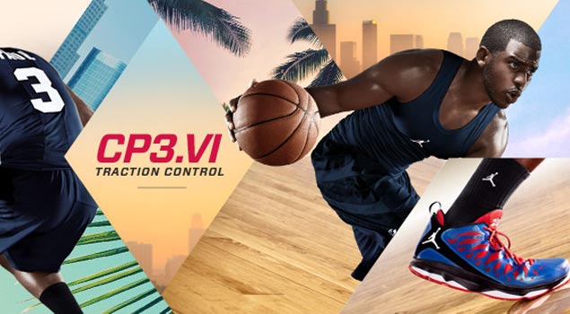 The Jordan Flight Truck Cuts Through the Streets of L.A. Bringing the #CP3VI to the Courts
