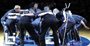 2012 Duke Countdown to Craziness: Preseason Top 10 Team Introduced to Cameron Crazies