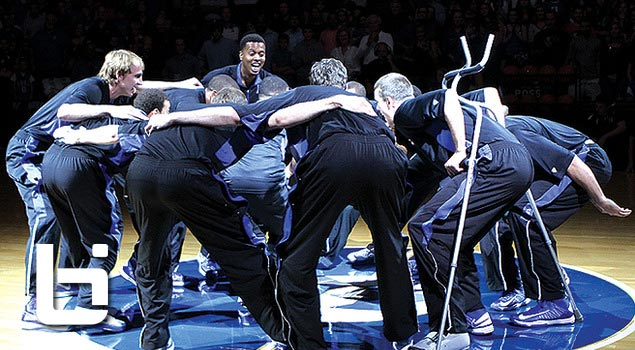 Ballislife | 2012 Duke Countdown to Craziness