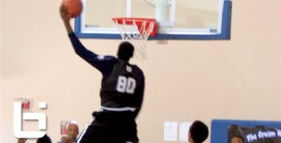 6'9″ Elijah Thomas- Team Texas – Top Forward In Class Of 2015?