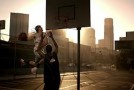 Kenny Dobbs, Michael Purdie & Giyoh Shey dunks at RedBull King of the Rock